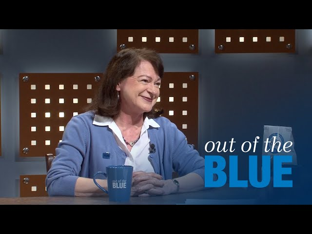 Out of the Blue: Lisa Sheehan-Smith