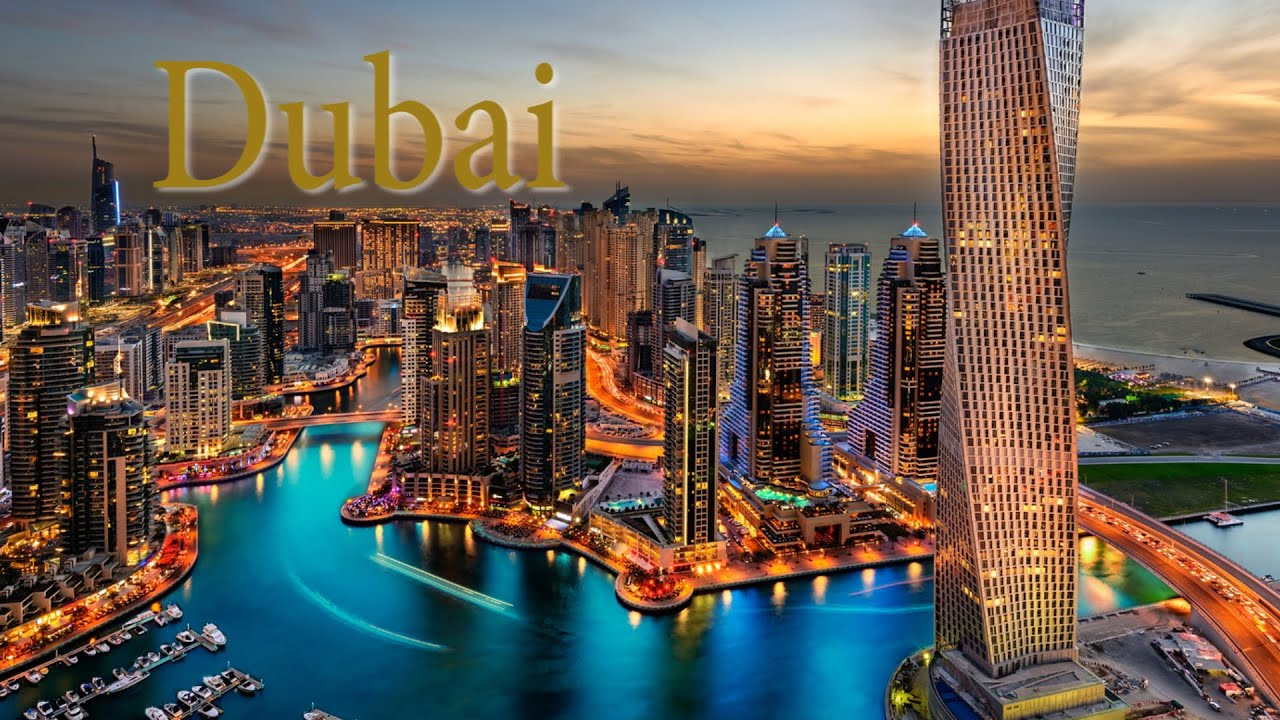 Dubai The City Of Gold Youtube