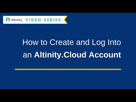 Altinity.Cloud Quick Start Guide