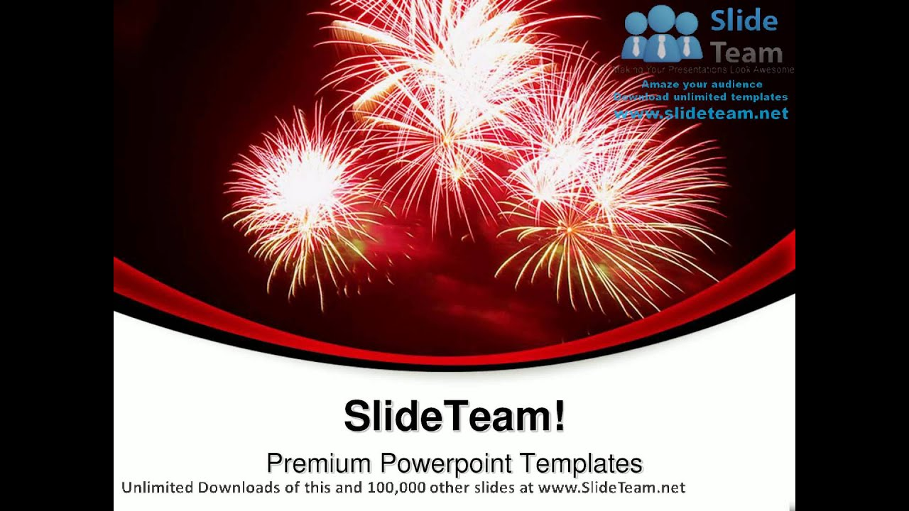 fireworks abstract background powerpoint templates themes and, Presentation templates