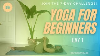 Day 1 Thankfully You 7-day Yoga Challenge