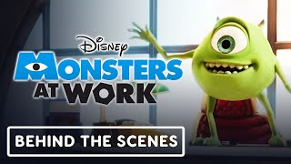 Monsters at Work - Exclusive Official Featurette (2021) Billy Crystal, John Goodman