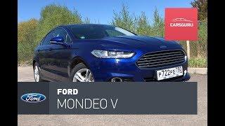 не Обзор Ford Mondeo 2016