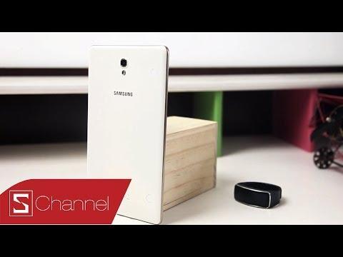 Schannel - Mở hộp Galaxy Tab S 8.4 bản thương mại