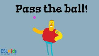 ESL Game: Pass the ball