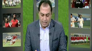 تعليق عمرو عبد الحق على المداخله العنيفه بين مرتضي منصور والمذيع أحمد سعيد | صدى الرياضة