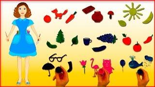 Учим цвета с ребенком. Учимся рисовать и смешивать цвета. Развивающее видео для детей.(В этом уроке мы изучаем цвета и рисуем красками. Каждый цвет повторяем несколько раз и для закрепления в..., 2017-01-08T17:57:05.000Z)