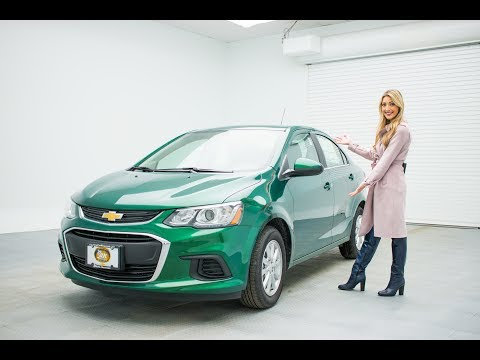 Walk-Around & Review: 2018 Chevrolet Sonic LT