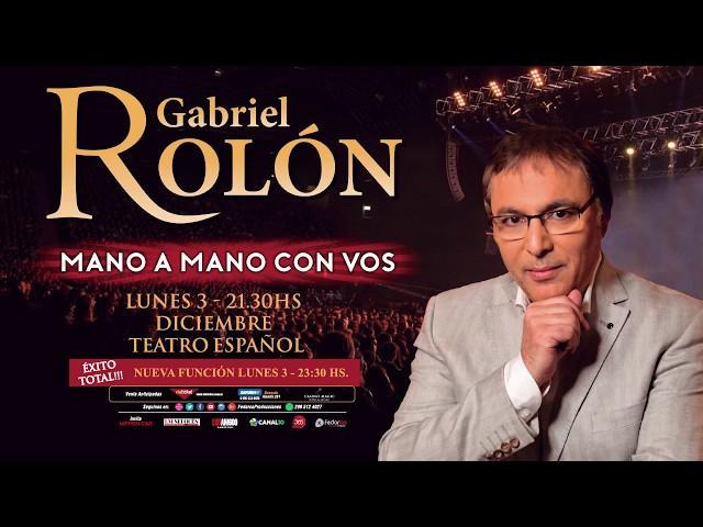 Gabriel Rolón - Fedorco Producciones