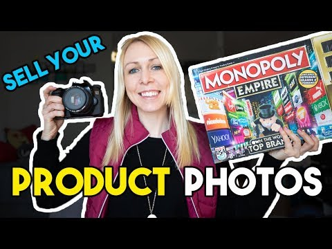 How To Sell Branded Product Photos As STOCK Without A Release Form On Shutterstock