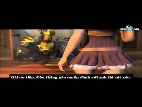XemGame.com - Phim vui về Liên Minh Huyền Thoại (2)