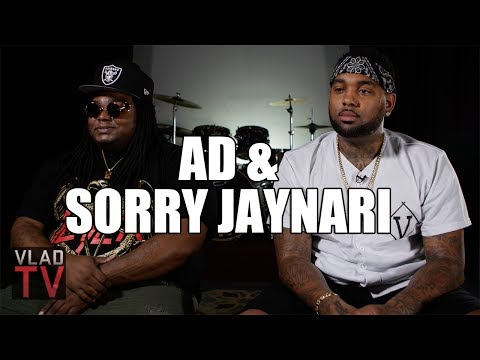 AD & Sorry Jaynari Discuss Making Authentic West Coast Music
