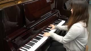 【中古ピアノ動画】カールザイラー 126D ぴあの屋ドットコム