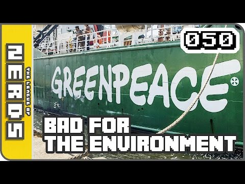 Is Greenpeace Good for the Environment? - TLoNs Podcast #050