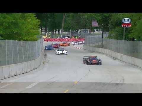 Chevrolet GRAND-AM 200 Race Highlights