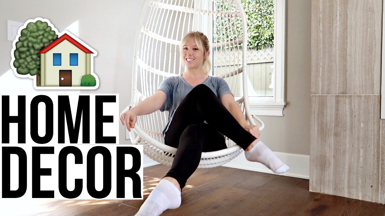 New Hanging Chair Home Decor Youtube