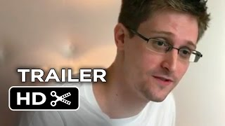 Citizenfour Official Trailer 1 (2014) - Edward Snowden Documentary HD