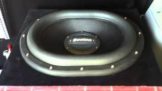 Boston Acoustics Car audio System