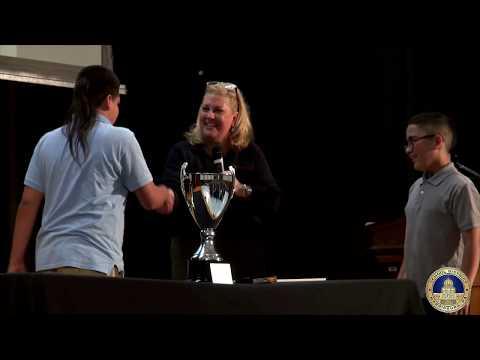 Marshall Math Science Academy wins Pennsylvania Imagine Learning Literacy Cup