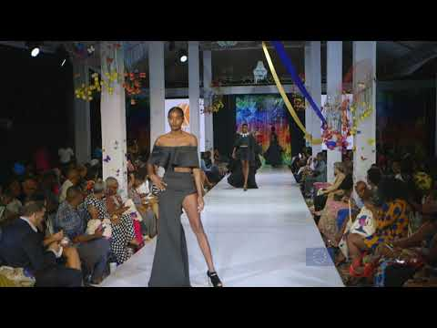 Supporting Caribbean Fashion - Kym'Asia