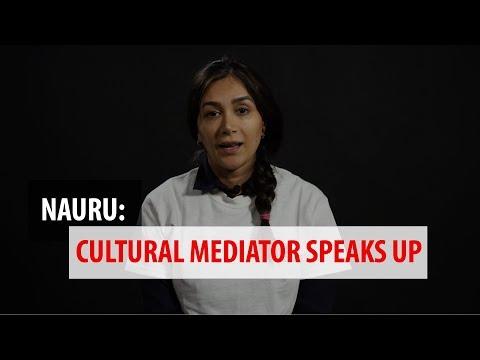 Nauru: Hear from MSF cultural mediator Zoha