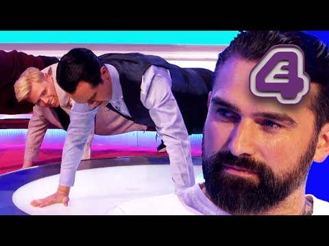 SAS Training With Ant Middleton   8 Out Of 10 Cats