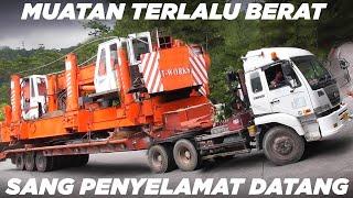 Download Sopir Sudah Tak Yakin, Truk Tak Akan Sanggup Naik di Tanjakan Sitinjau Lauik