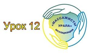 Ложкин Д.А ''Массажисты Урала'' | Урок № 12 - Противопоказания | 4 часть