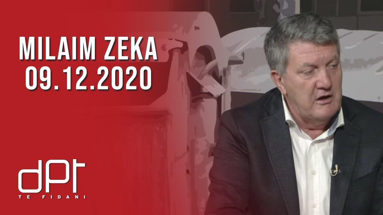 DPT, Milaim Zeka - 09.12.2020