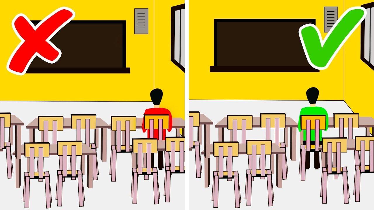 Что делать и чего не стоит делать в первые дни учебы в институте