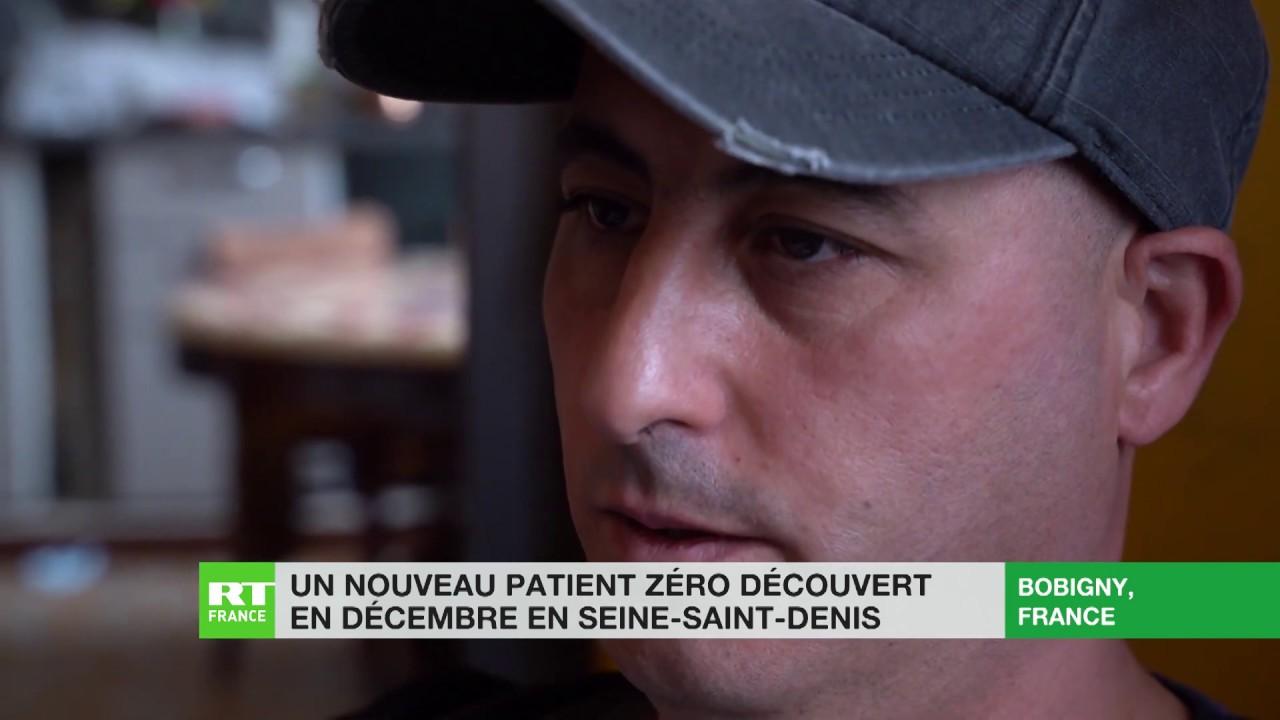 Un nouveau patient zéro découvert en France
