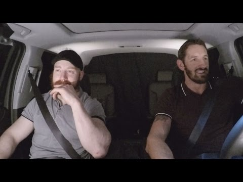 WWE Network: An Irishman and an Englishman ride in a car to Newark, NJ