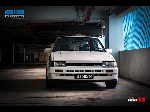 PROJECT FX GT - A TRUE JDM CLASSIC