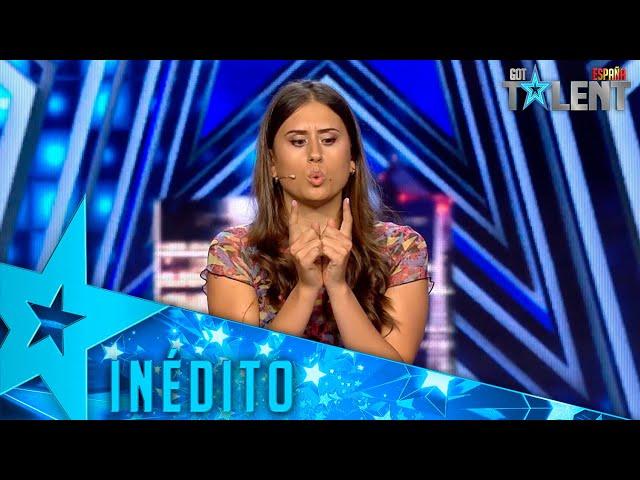 OMG! La actuación solo de SILBIDOS que te dejará sin palabras | Inéditos | Got Talent España 2021