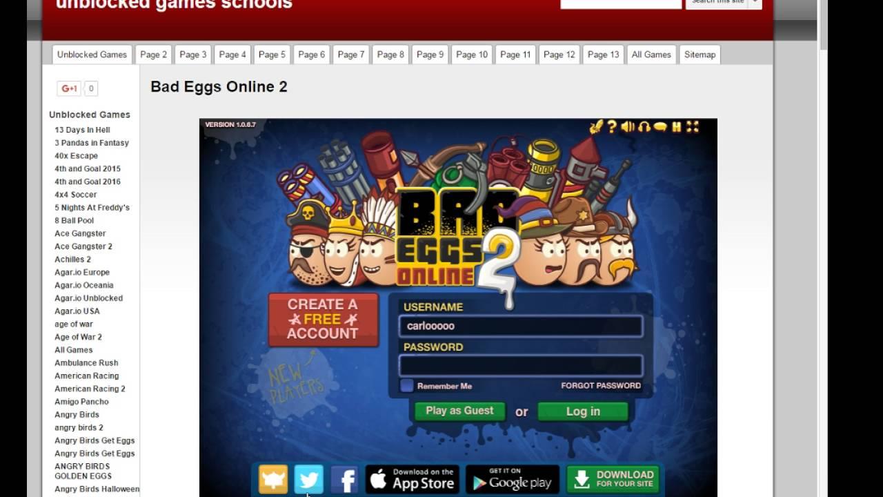 bad eggs online 2 free account