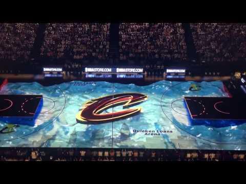 Cavs court projection NBA2K17