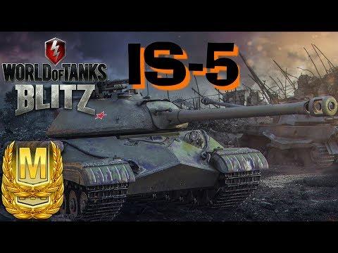 WOT Blitz IS-5 Cheap, But Strong Tank