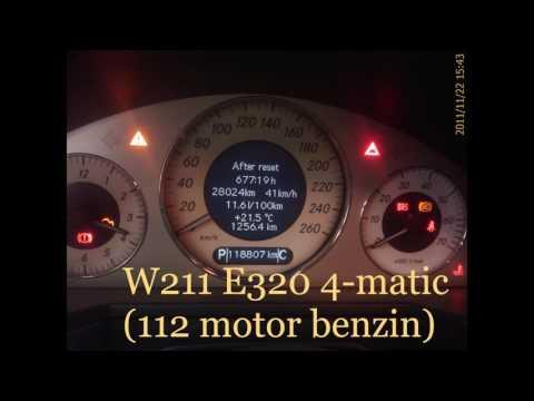 Фото реального расхода топлива Mercedes-Benz №21