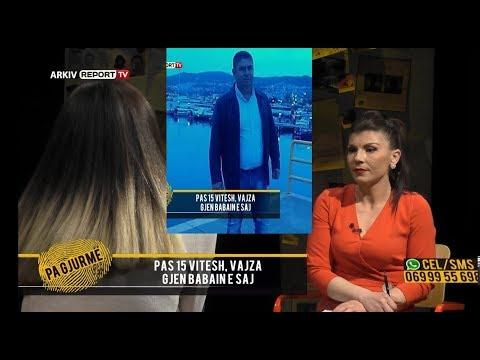 Pa Gjurme- Gjendet pas 15 vitesh emigranti në Greqi/ Përballja me vajzën ..