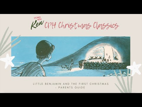 Parents Guide for Little Benjamin and the First Christmas | Children's Bible Story Book