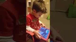 Elijah Sas Mr YouTube playing Roblox