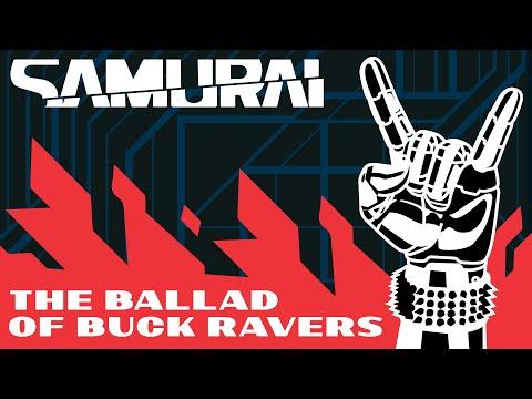Cyberpunk 2077 — The Ballad of Buck Ravers by SAMURAI (Refused)