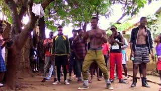 CHIMWEMWE / SHATTA DANCE TUTORIAL BY ALEX MUBANGA  ZEDMUSIC 2017