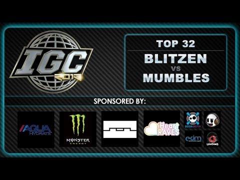 [IGC 2013] Blitzen vs Mumbles - Top 32 [EmazingLights.com]