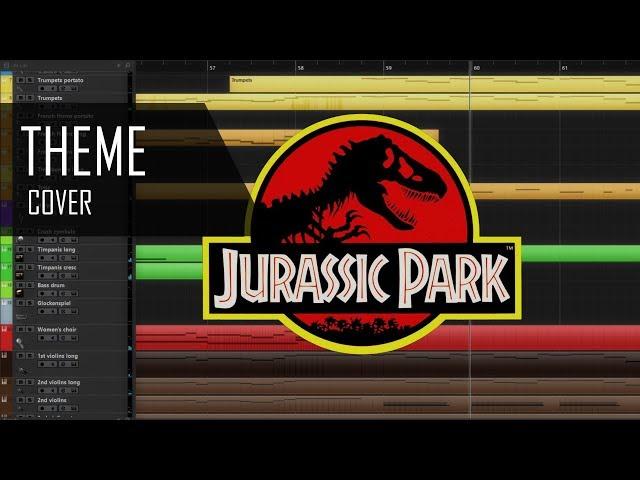 Jurassic Park / Jurassic World Theme - John Williams - Cover