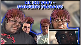 Lil Uzi Vert - Sanguine Paradise ( Official Music Video)   REACTION   D R E A M E R S