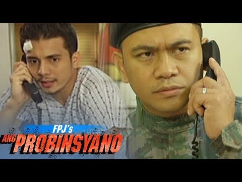 FPJ's Ang Probinsyano: Gerry reports to Supt. dela Rosa