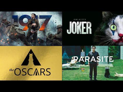 OwlKitty Oscars 2020 (Joker - Parasite - 1917)