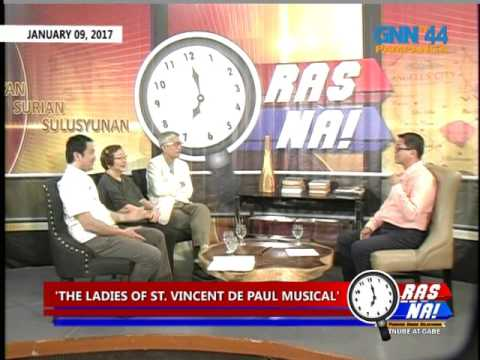 THE LADIES OF ST VINCENT DE PAUL MUSICAL