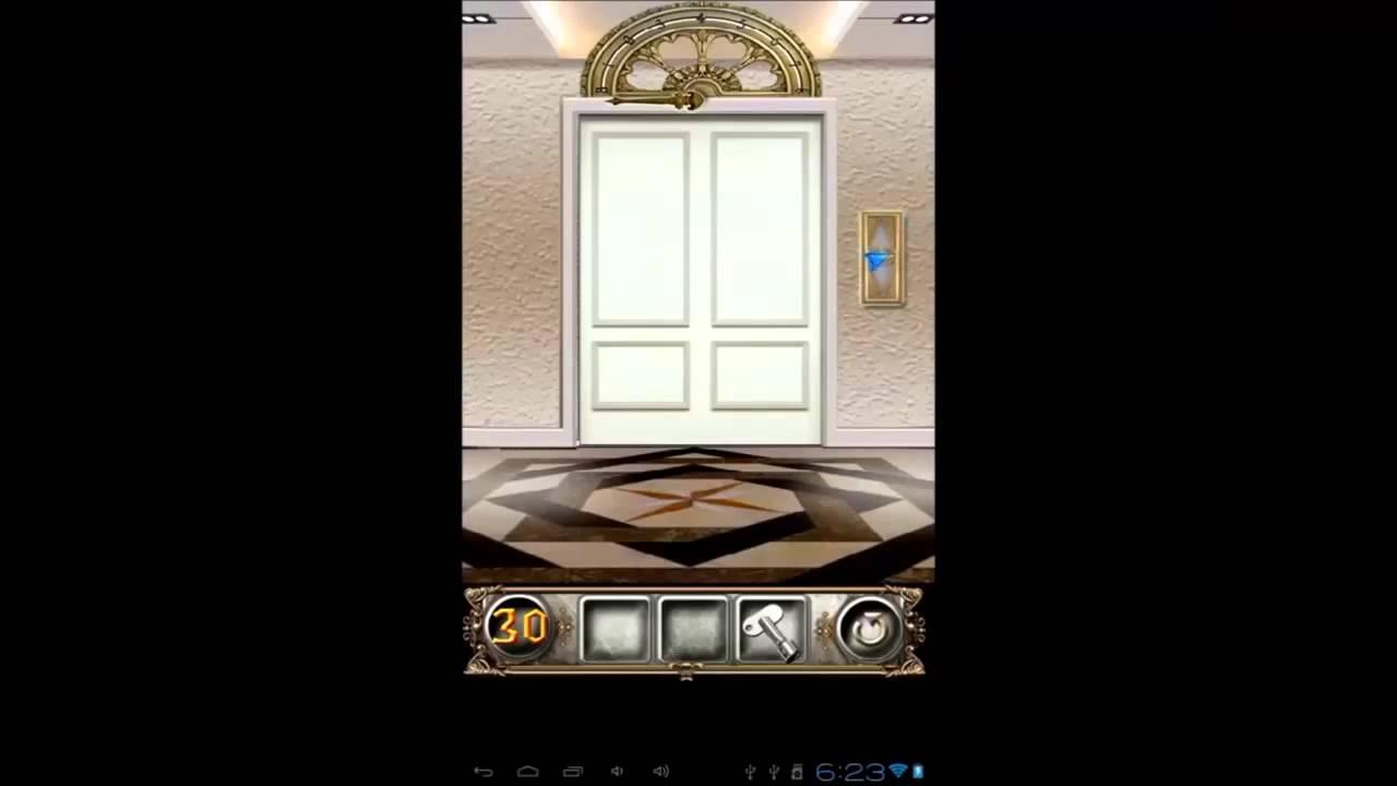 100 Doors Floors Escape Level 30 Walkthrough Youtube
